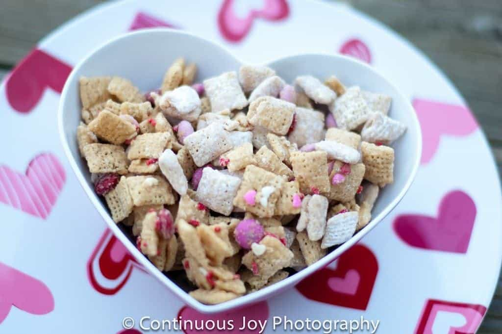 i have had a sick little girl the past couple days so that has put a damper on all the fun valentines recipes i wanted to try