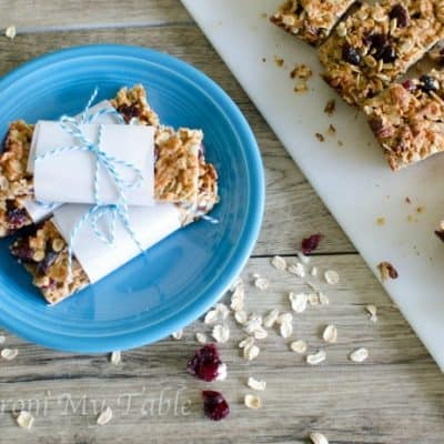 Secret Recipe Club: Aspen Power Bars