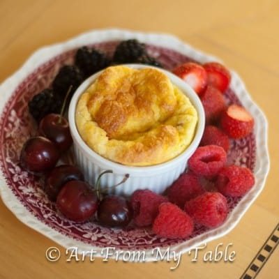 SRC:  Cheese Souffles