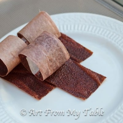 Simple Fruit Leather