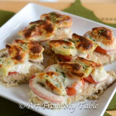 SRC:  Artichoke Tomato Chicken