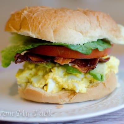 Egg Salad-Sensational
