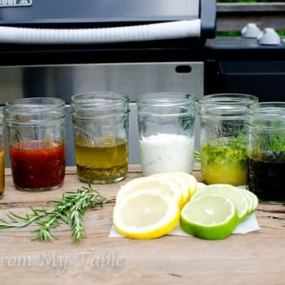 Summer Marinades
