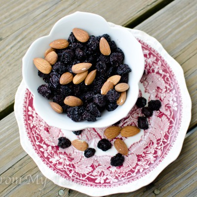{DIY} Dried Cherries