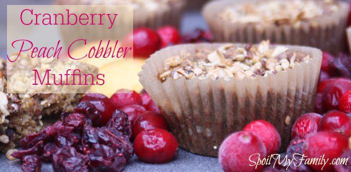 Cranberry-Peach-Cobbler-Muffins