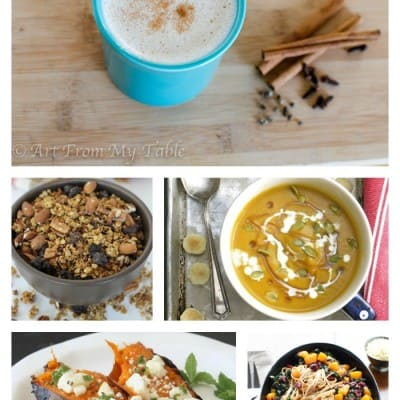 Fall Recipe Round up!  Favorite Flavors of Fall