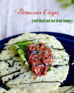 parmesan crisp