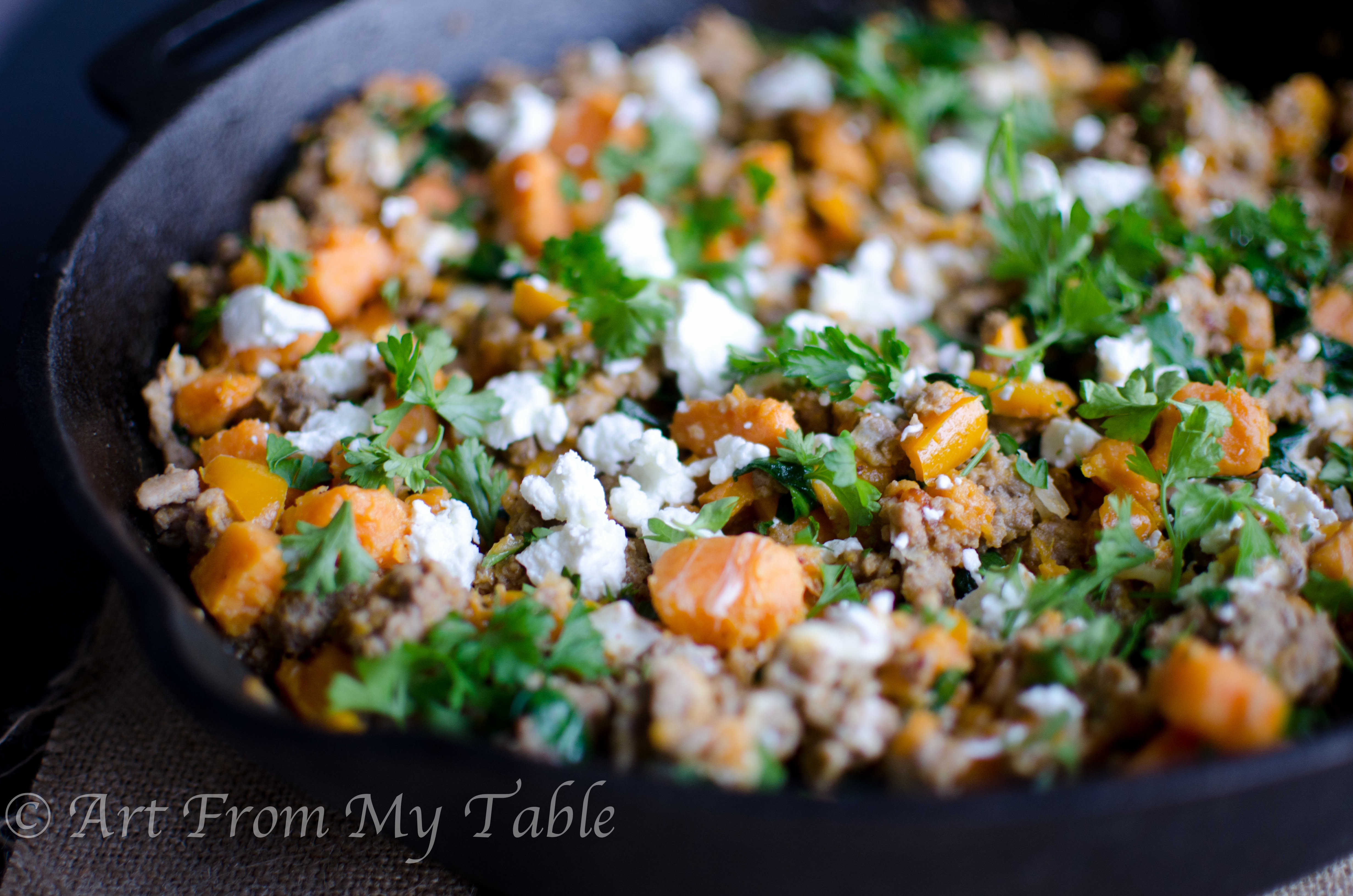 The Best Turkey Skillet Dinner This One Pot Wonder Is Ready In