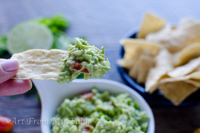 easiest guacamole recipe