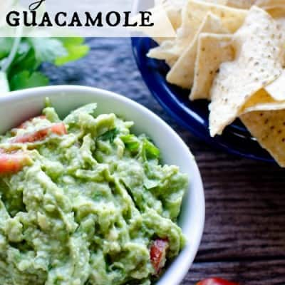 easiest guacamole recipe