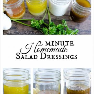 jam jar salad dressing recipes