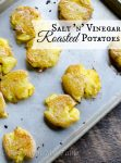 salt 'n' vinegar roasted potatoes