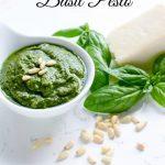 from scratch basil pesto