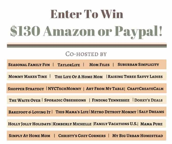 twitter giveaway $130 amazon gift card or Paypal cash