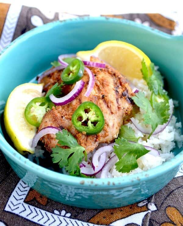 Thrive at five weekly meal plan Jan. week 2