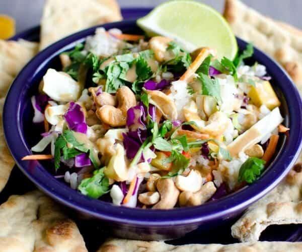 Thrive At Five Weekly Meal Plan January Week 2
