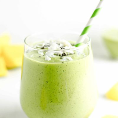 Island Breeze Tropical Green Smoothie