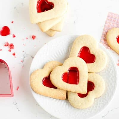 Valentine de-coder cookies