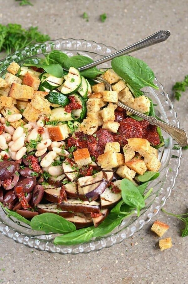 Thrive at five weekly meal plan April week 3