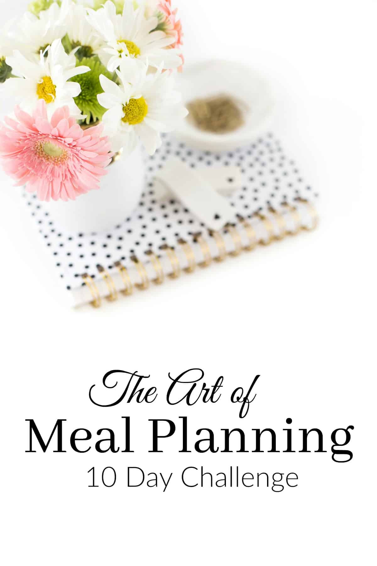 The Art Of Meal Planning meal plan challenge