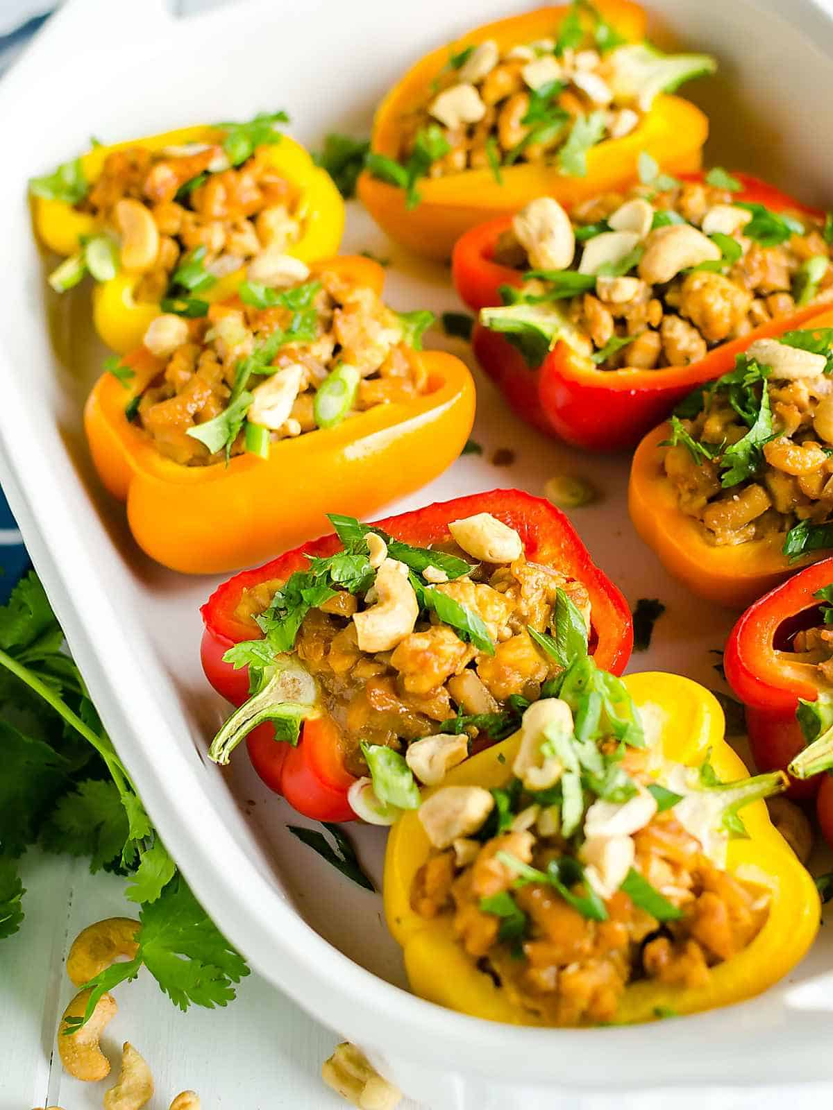 chicken bell peppers recipe