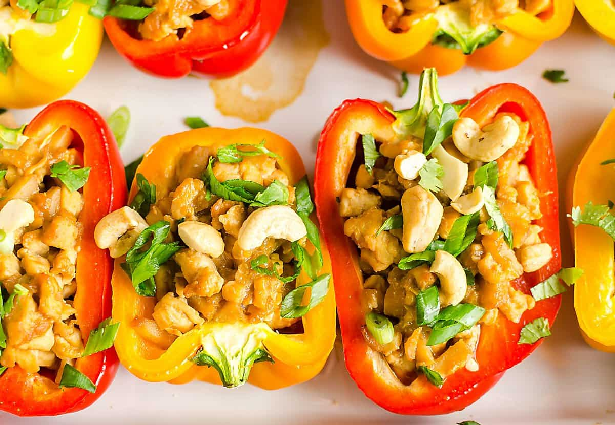 chicken bell pepper recipe