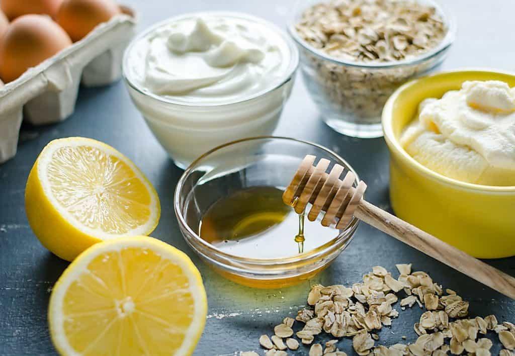 lemon ricotta low carb pancakes