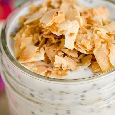overnight oats jar recipe