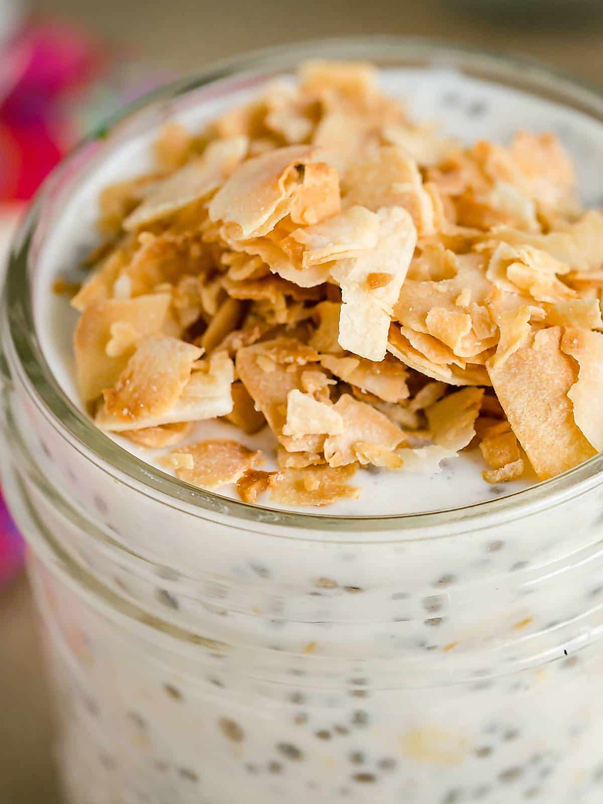 overnight oats jar recipe