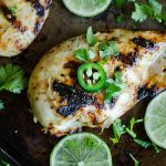 coconut curry chicken recipe for grilled chicken