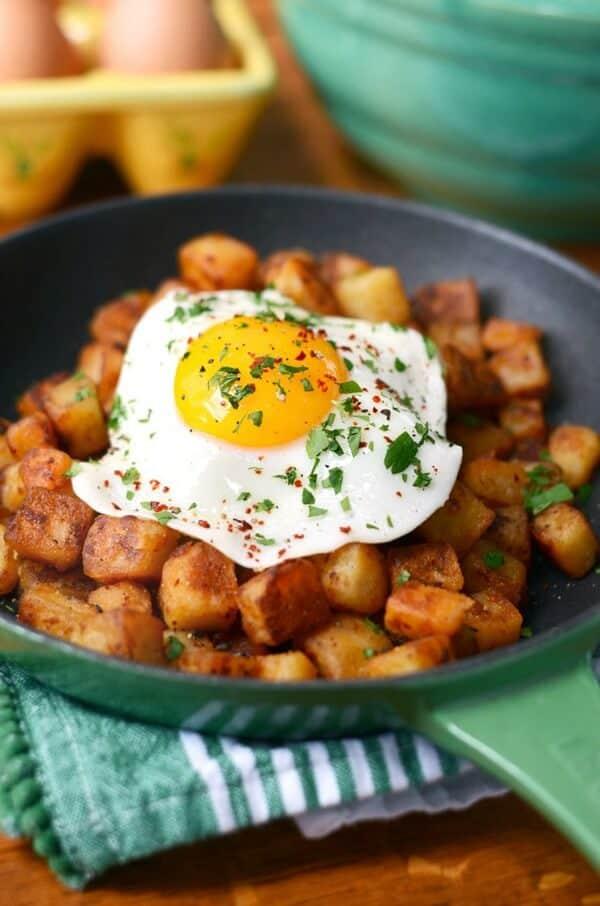 breakfast potatoes with eggs meal plan june week 3