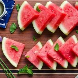watermelon board appetizer