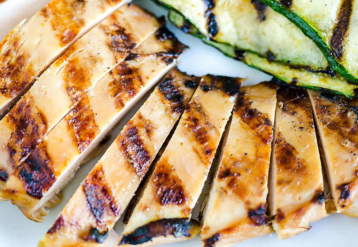 grilled teriyaki chicken recipe