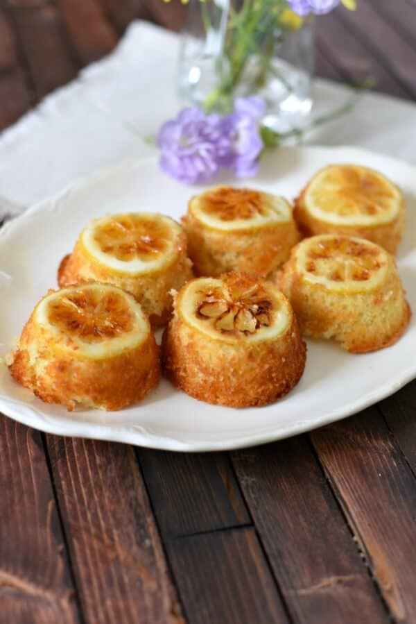 easy lemon cakes meal plan july week 2