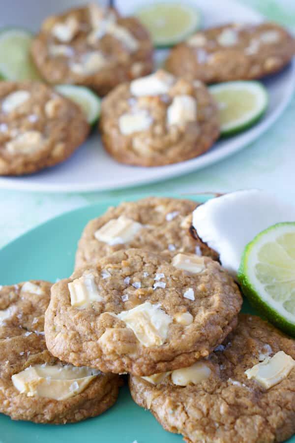 white chocolate macadamia nut cookies meal plan july week 3