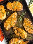 savory easy grilled chicken marinade