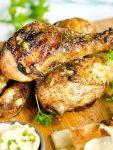 Indian spiced chicken recipe