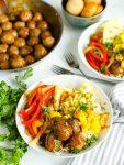 easy turkey meatball recipe
