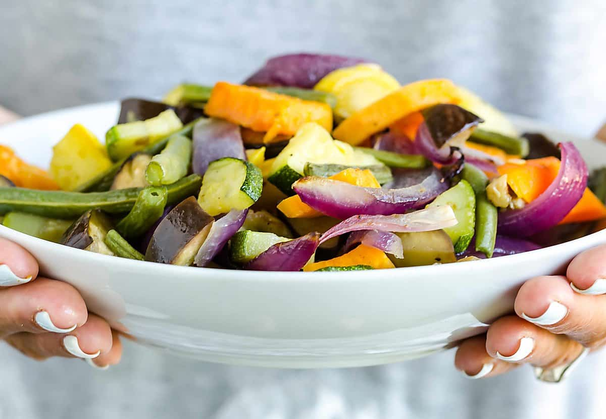 easy roasted vegetables endless flavor combinations effortless