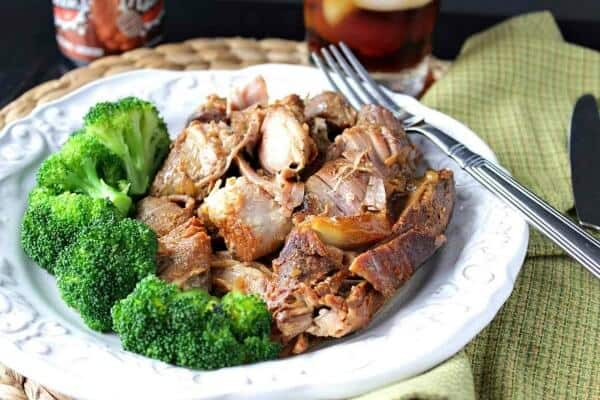 slow cooker root beer country style ribs weekly meal plan september week 1