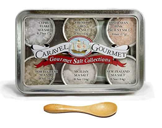 gourmet salt collection